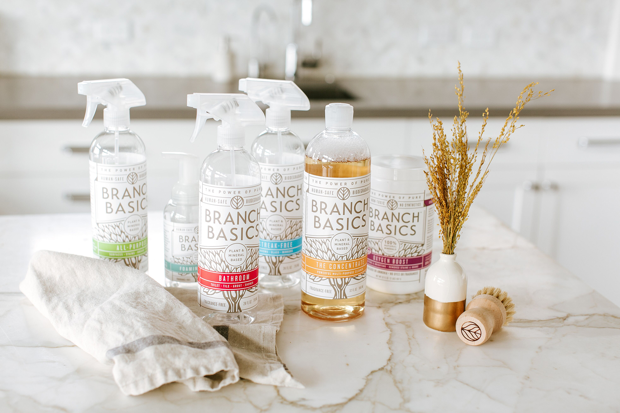 Branch Basics Cleaning Products