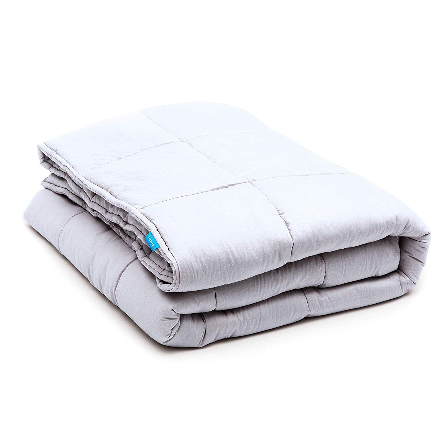 Luna Organic Cooling Cotton Weighted Blanket