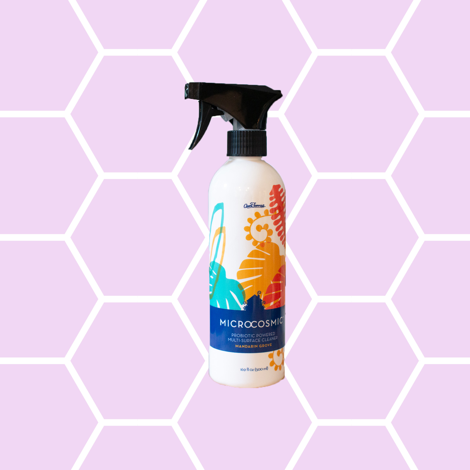 Aunt Fannie's Microcosmic cleaning supplies - probiotic multi-surface cleaner