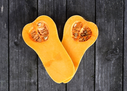 How to Bake Butternut Squash