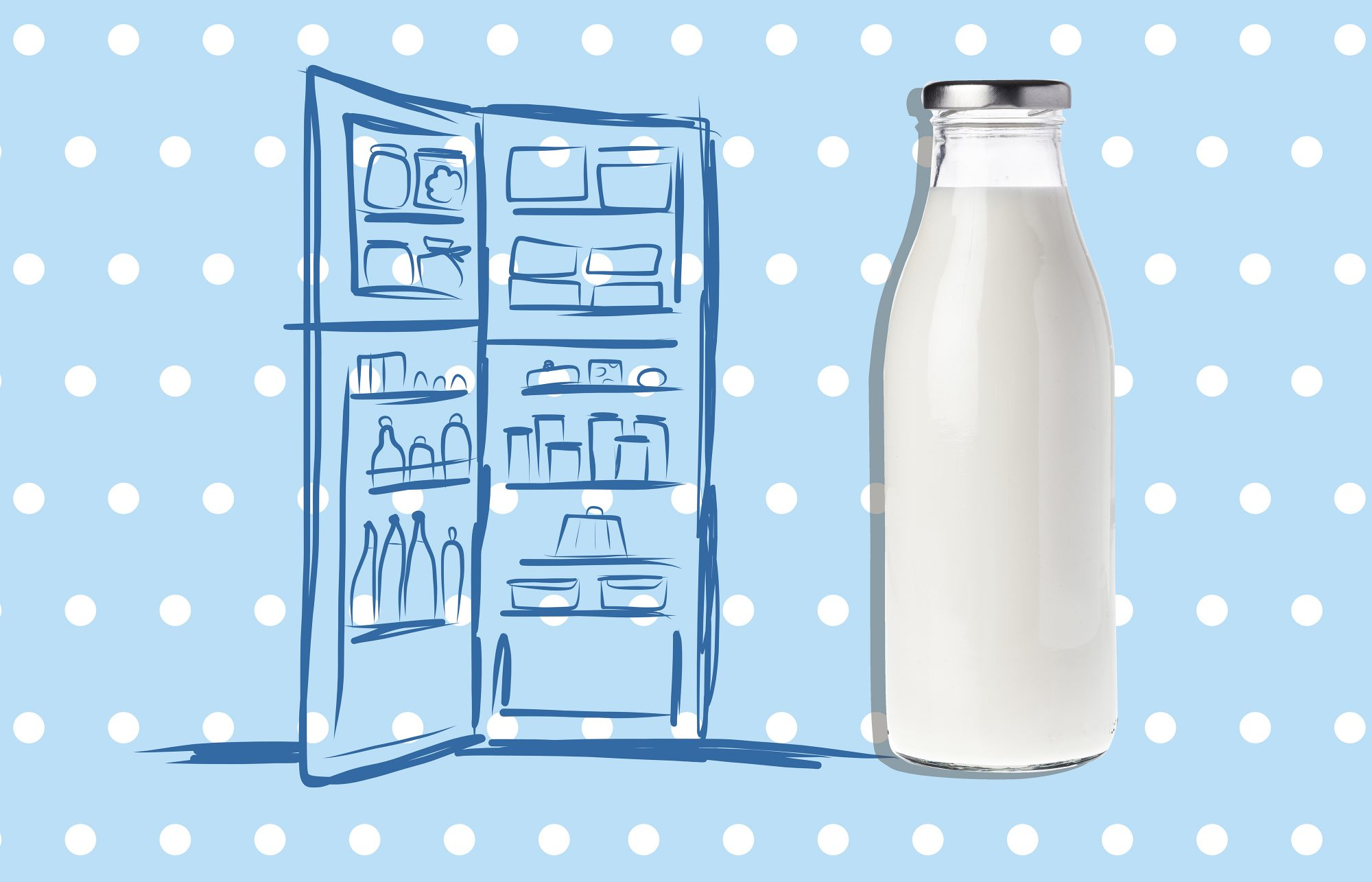 This is the Best Way to Store Milk | Real Simple