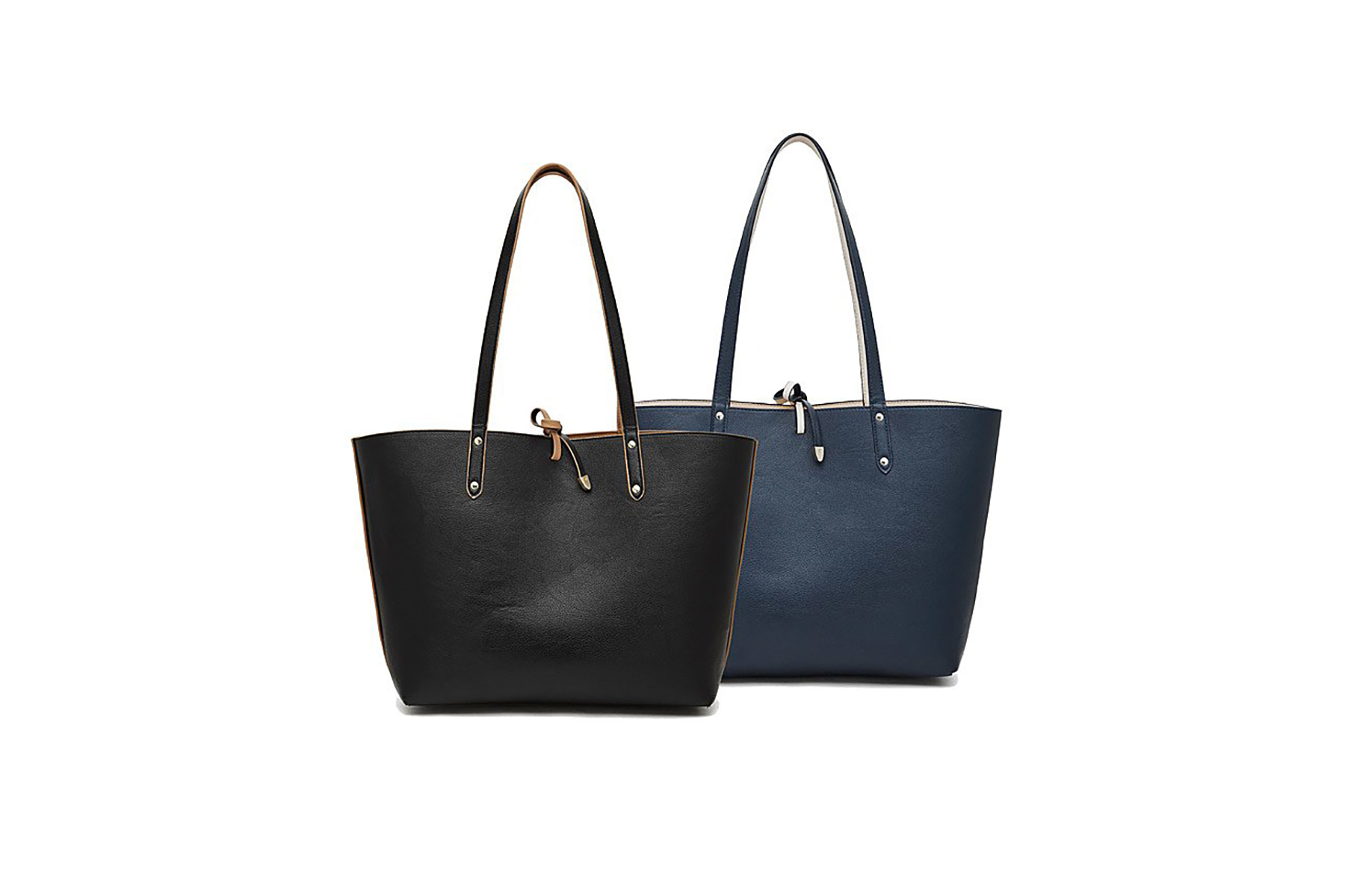 UncommonGoods Smartphone Charging Reversible Tote