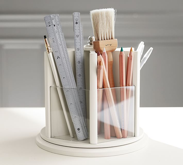 Best Desk Organizer for Pens, Pencils, and Brushes