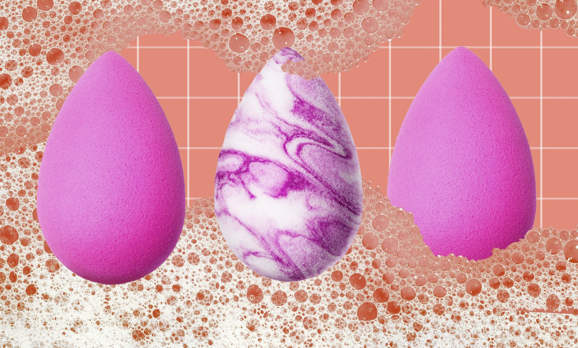 Beauty Blender -- How to Clean a Beauty Blender