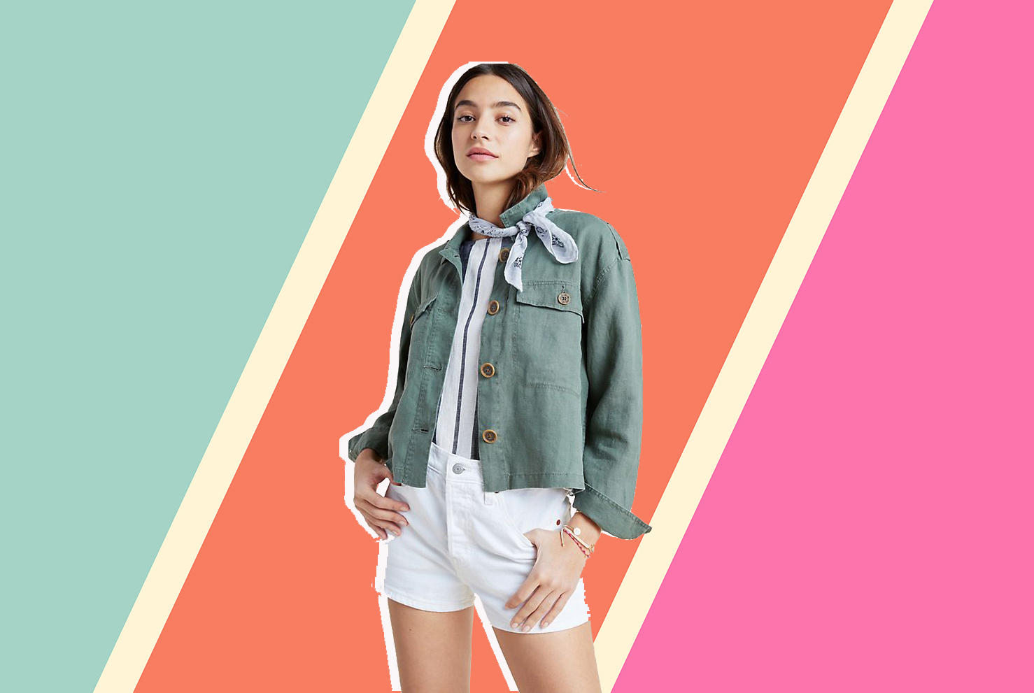 Linen Clothing trend