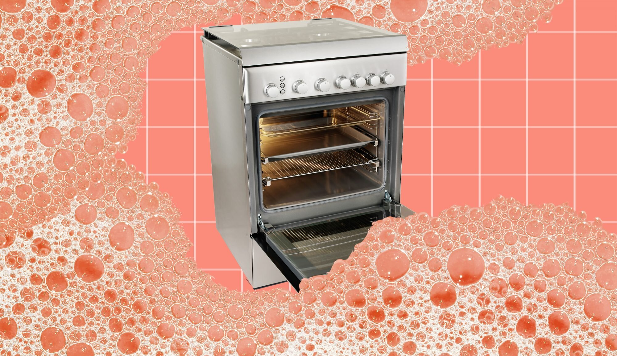 7 Oven Cleaning Hacks That Don Rsquo T Involve Any Harsh Chemicals Real Simple