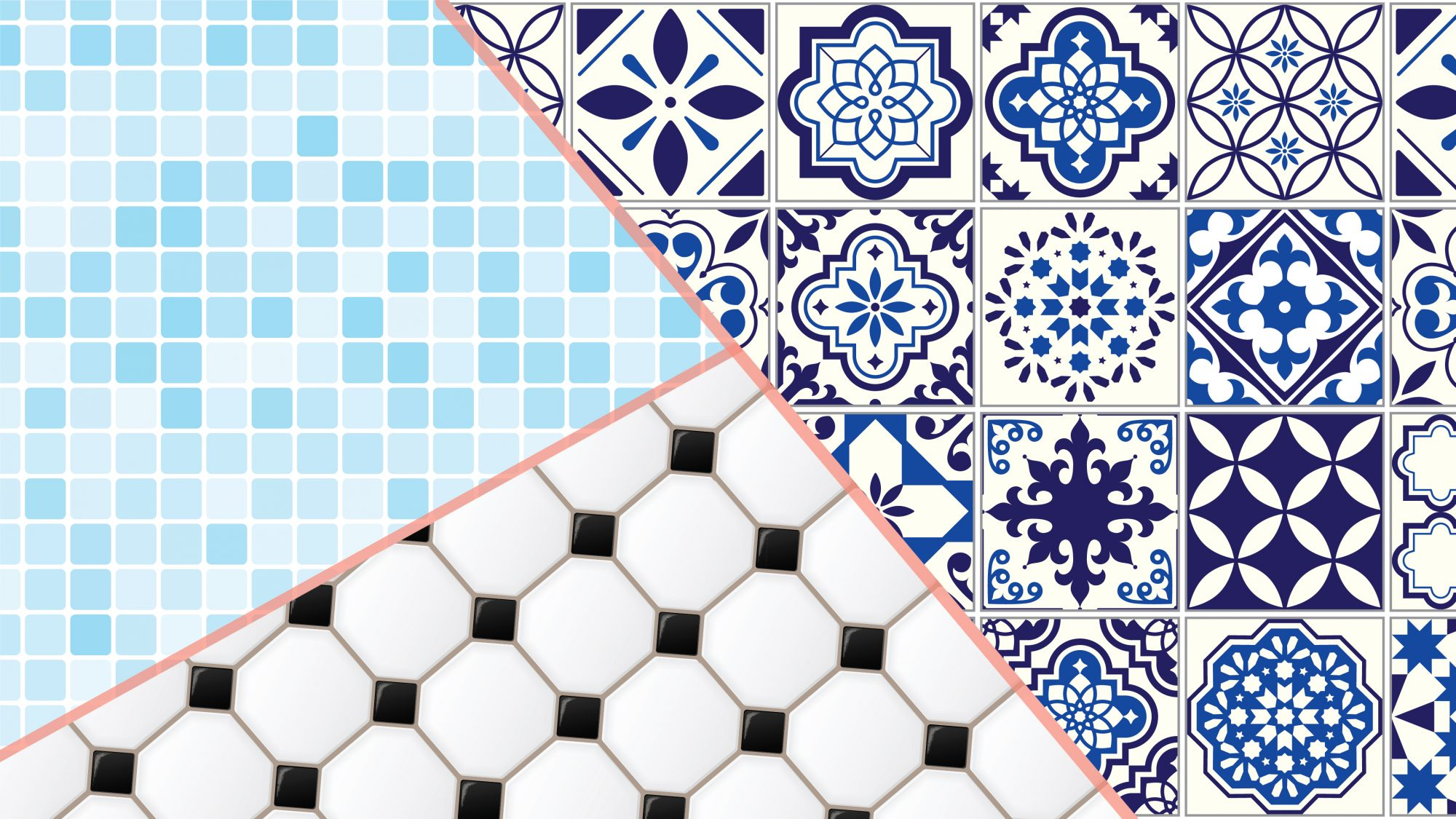 The 12 Different Types of Tiles, Explained by Pros