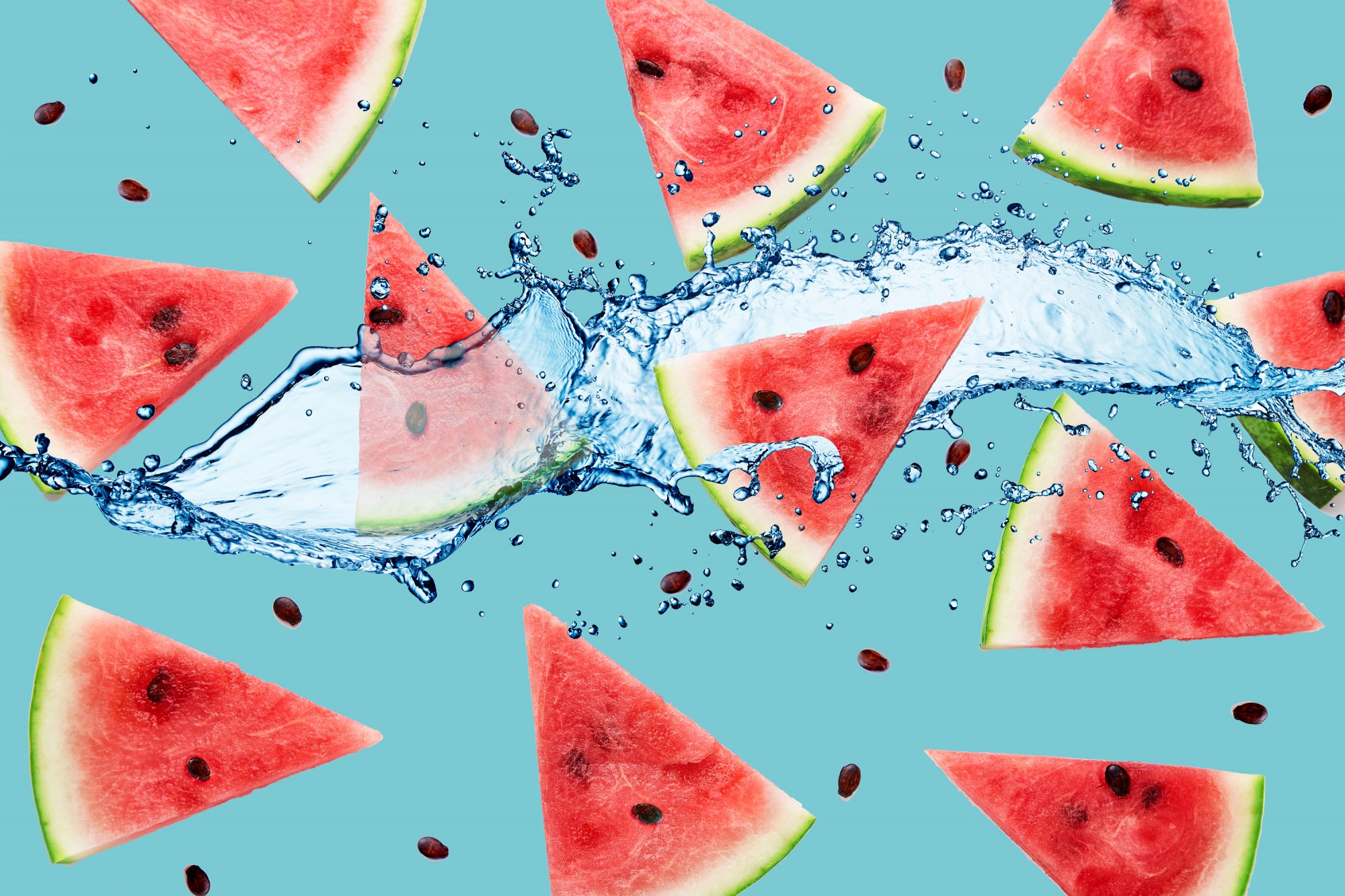 watermelon: best hydrating foods