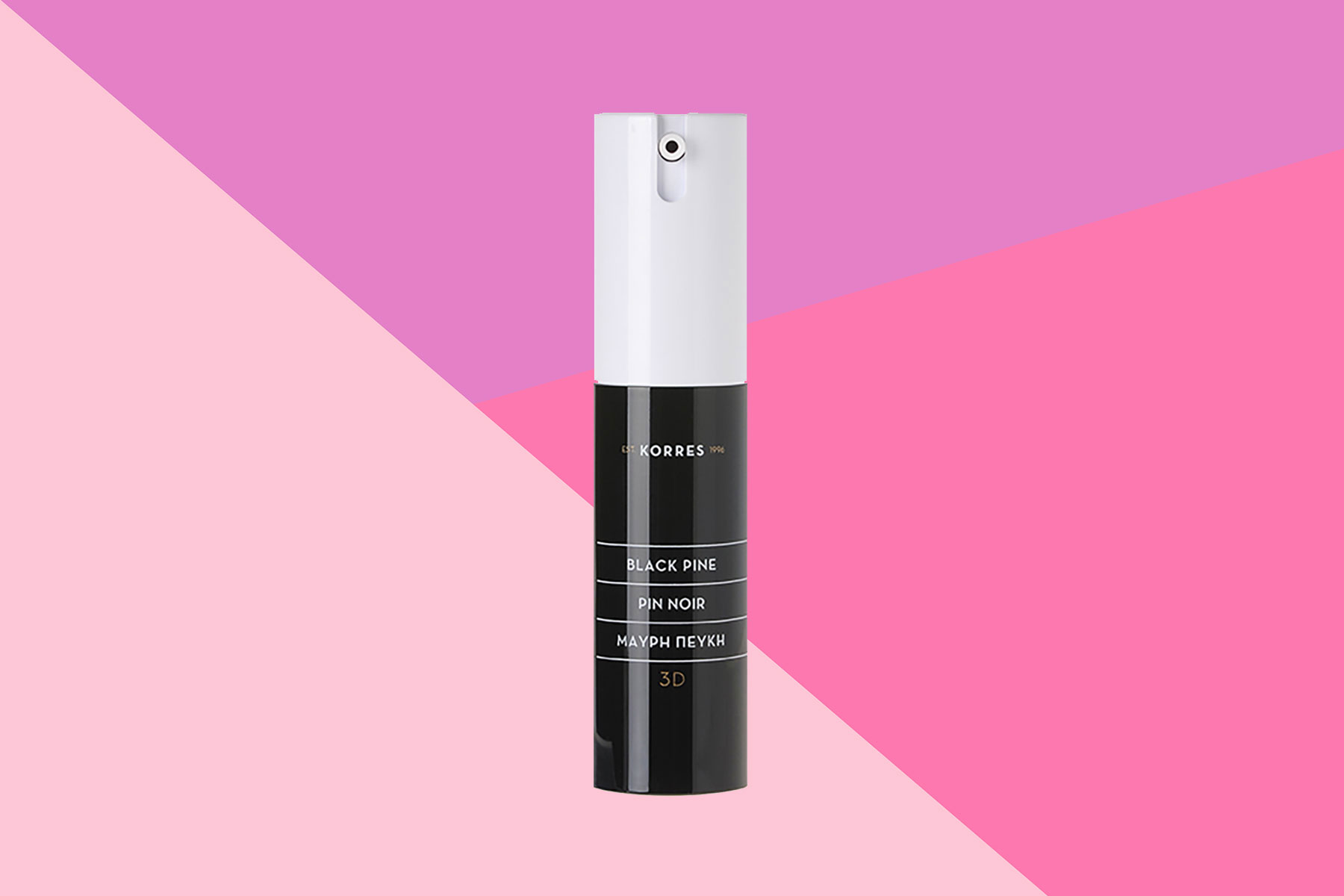 Tout: Korres Black Pine Eye Cream
