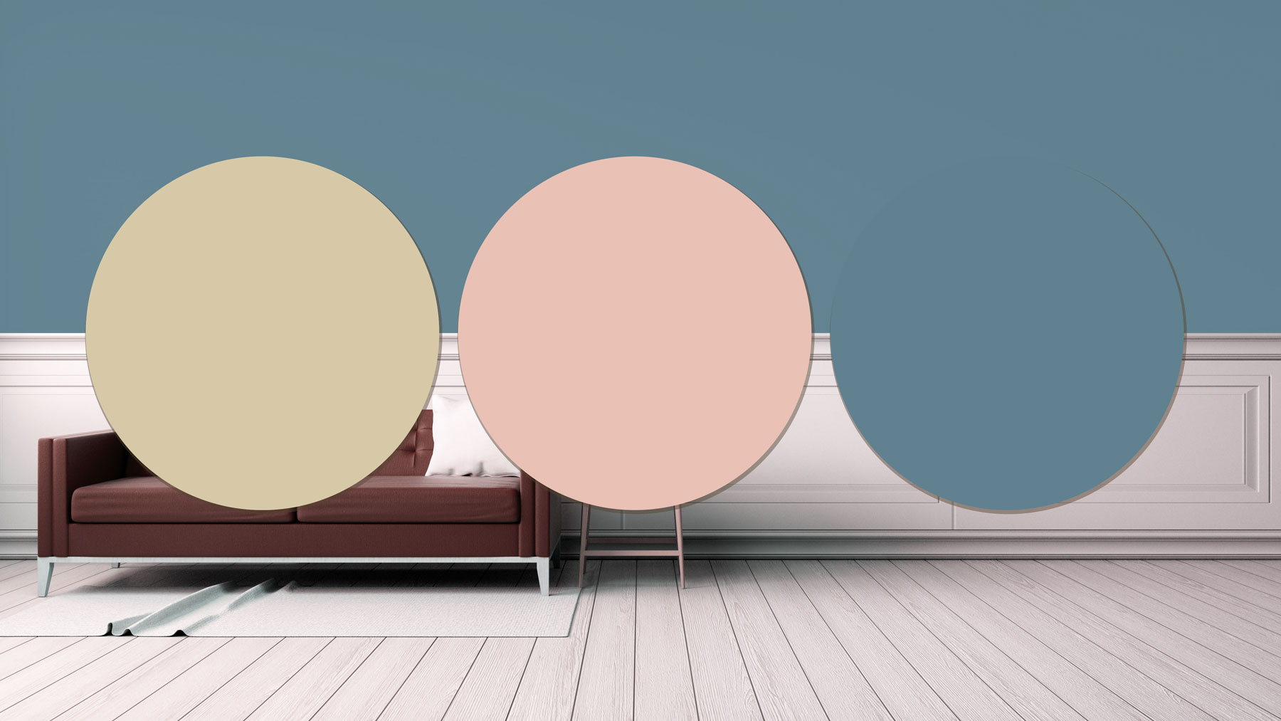 The Best Paint Colors for Summer, According to Google