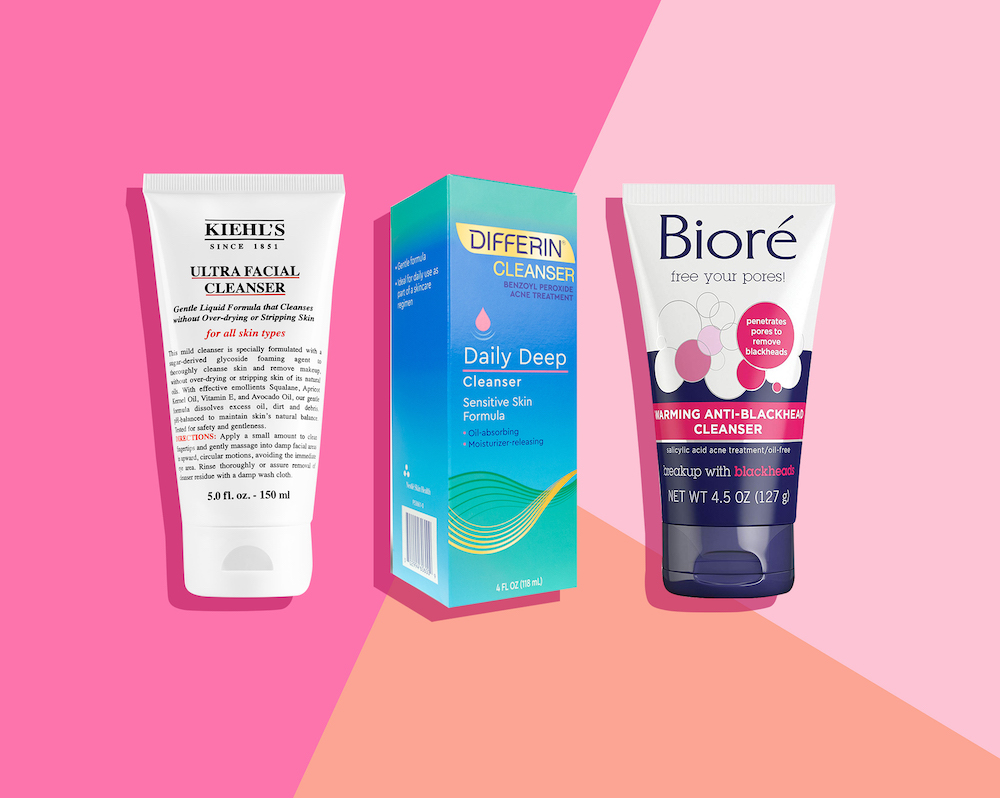 The Best Face Wash for Every Skin Type–From Sensitive to Acne-Prone