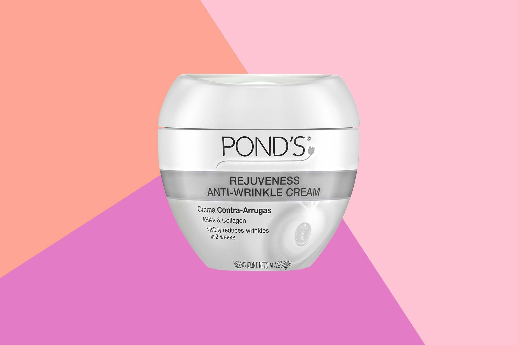 Pond's Rejuveness Anti Aging Face Cream for Fine Lines and Wrinkles,