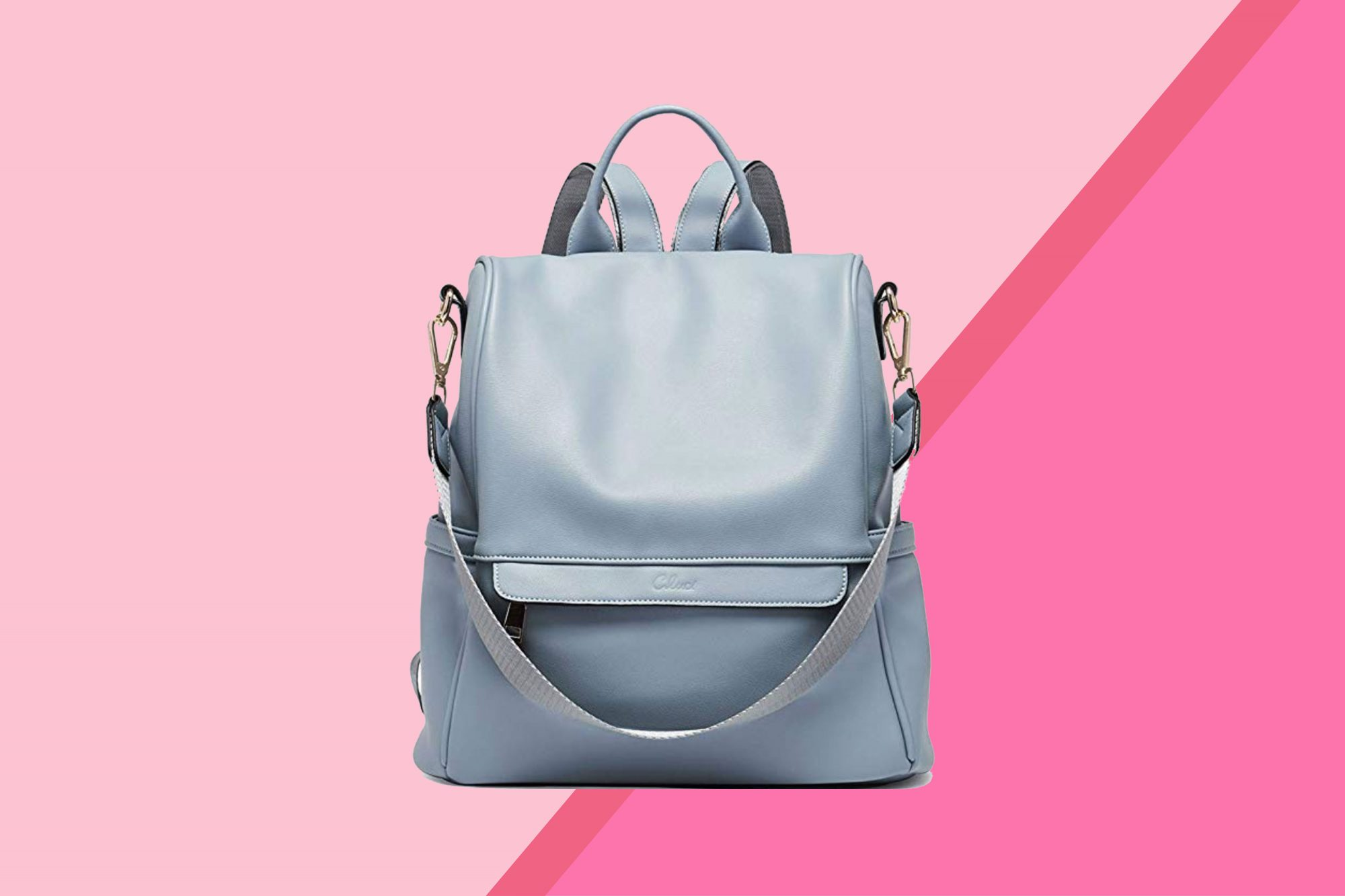 Convertible Tote Backpack Embed