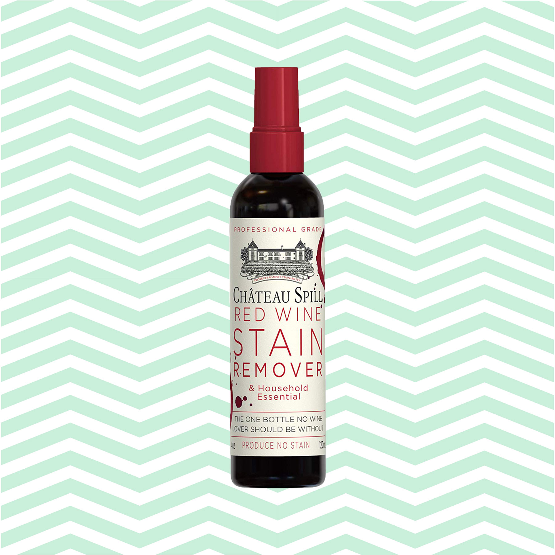 Like It or Leave It - Chateau Spill red wine stain removal spray