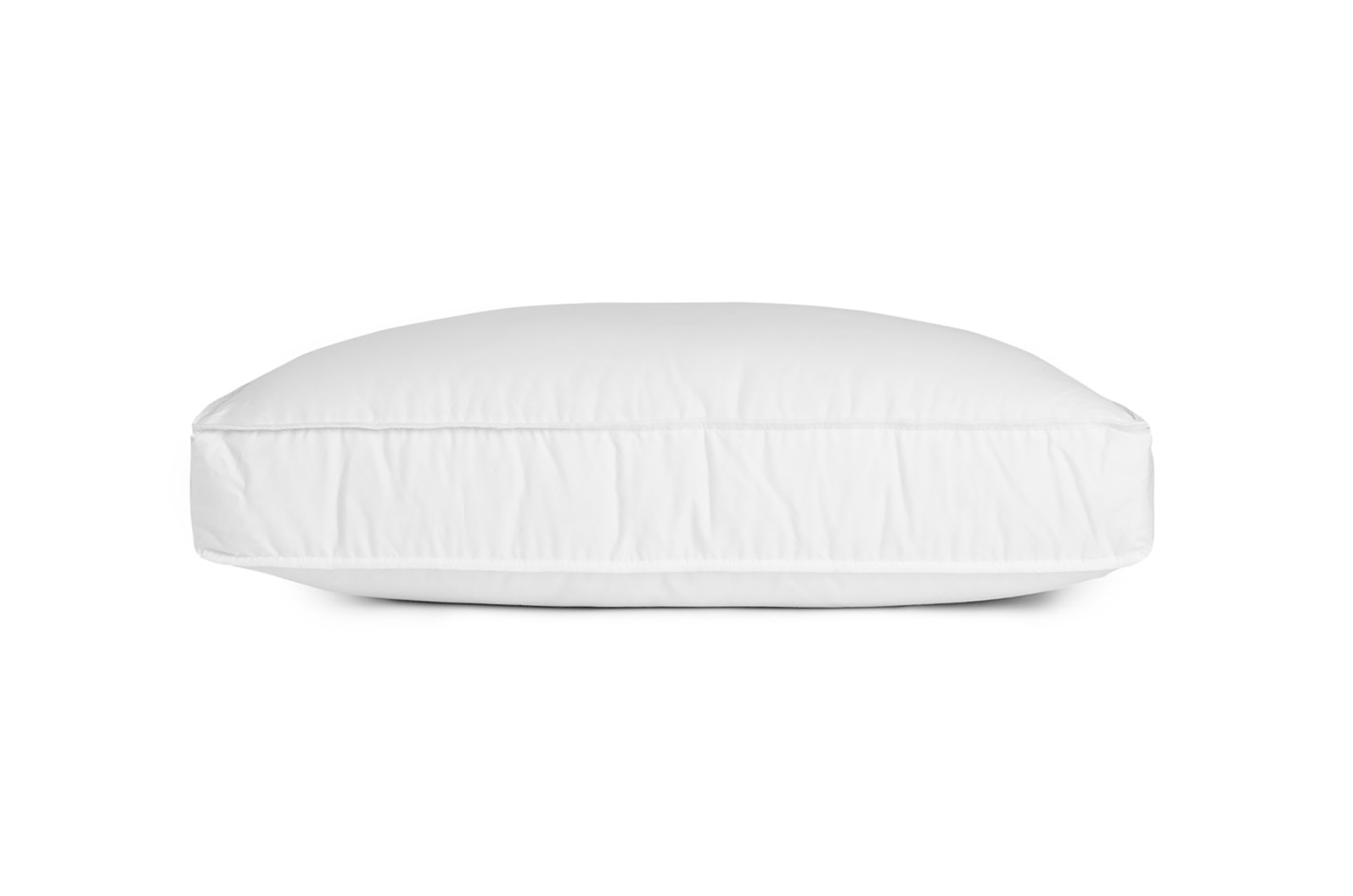 Parachute Side Sleeper Pillow Down Alternative