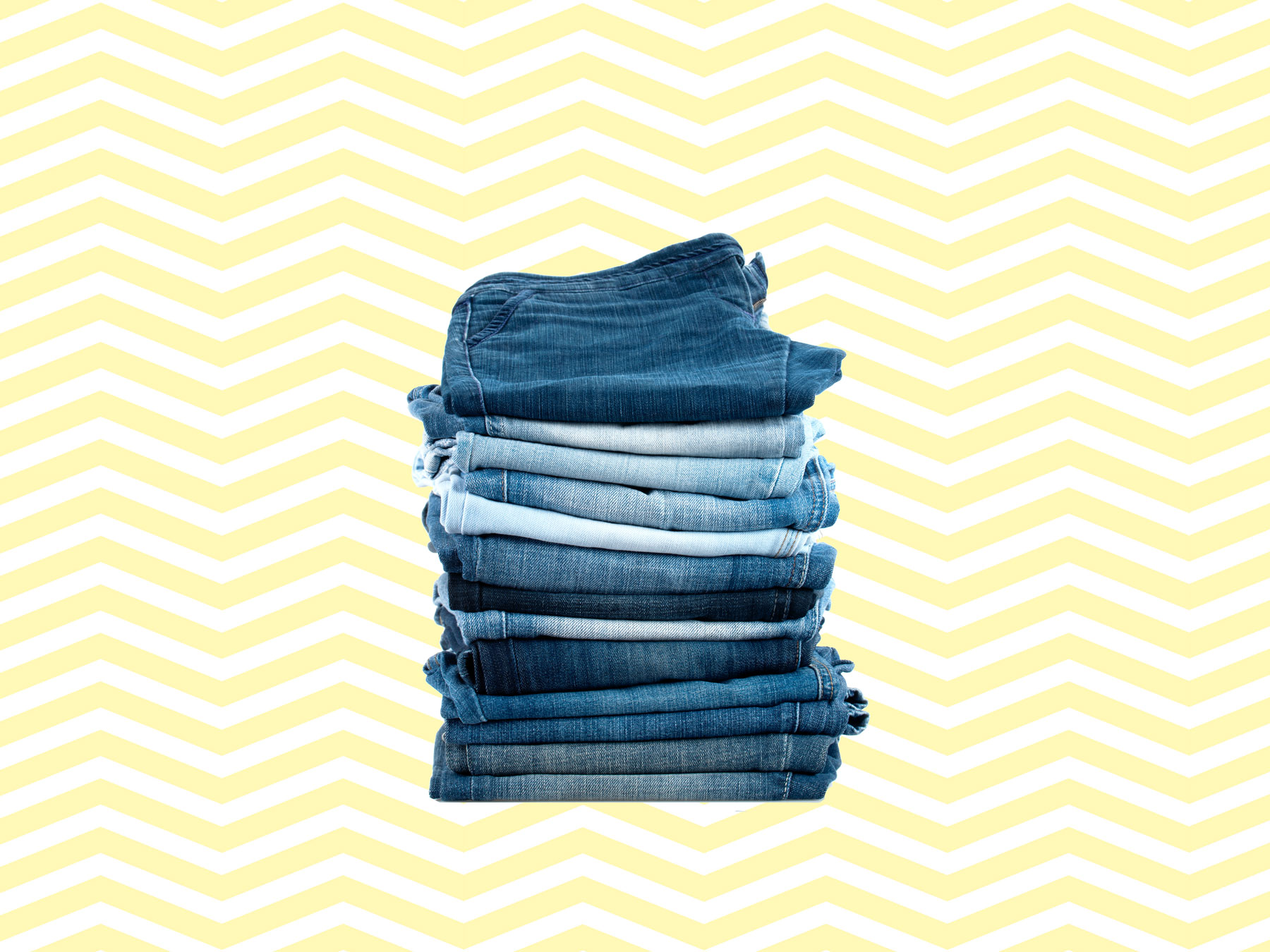 How to Wash Jeans So They'll Last Forever - jeans care guide
