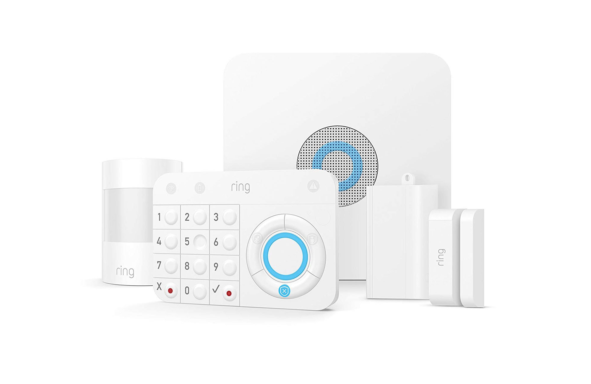 Ring Alarm 5-Piece Kit