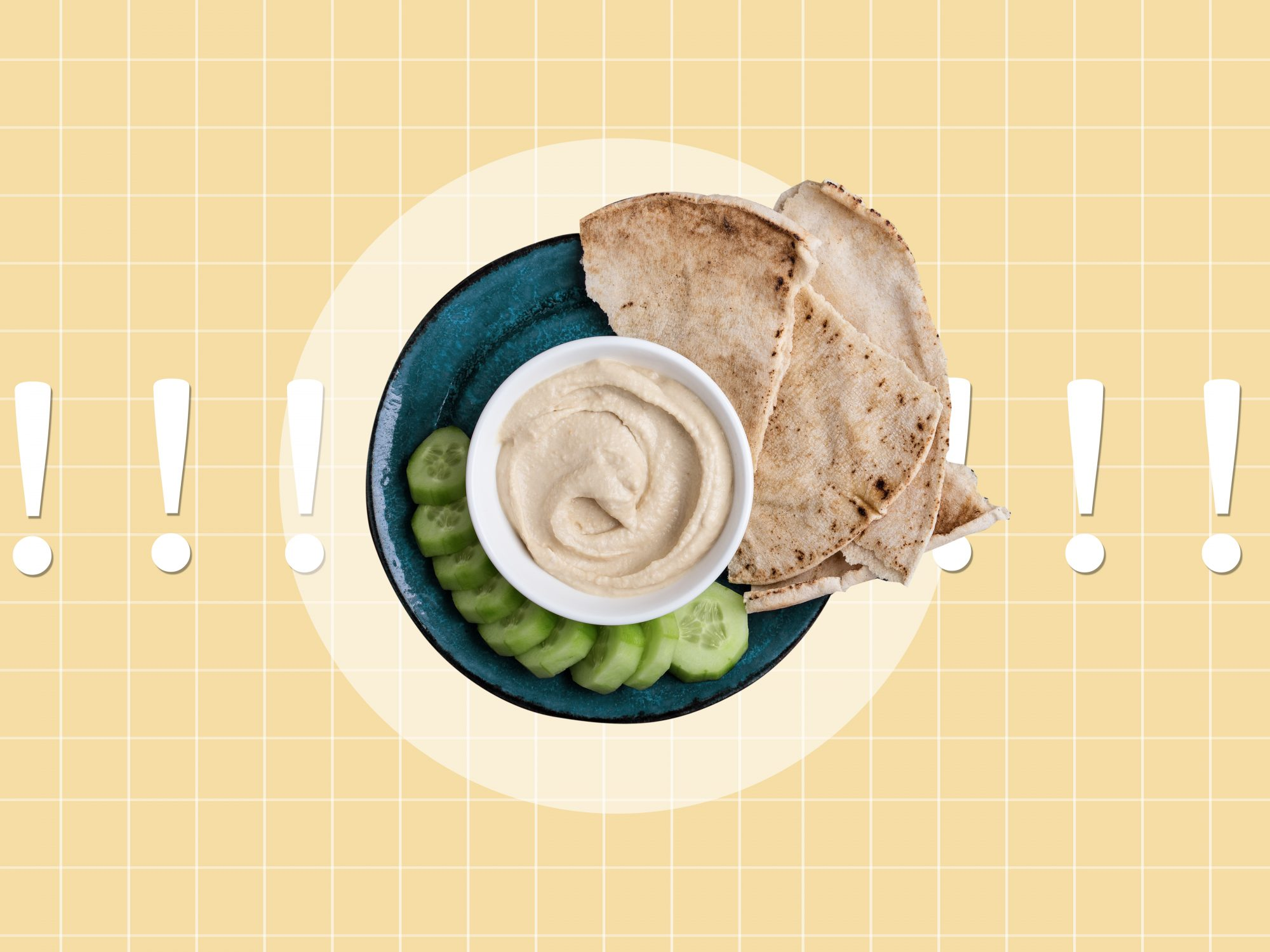 Nearly 90 Hummus Products Are Being Recalled Over Listeria Concerns—Here's What You Should Know