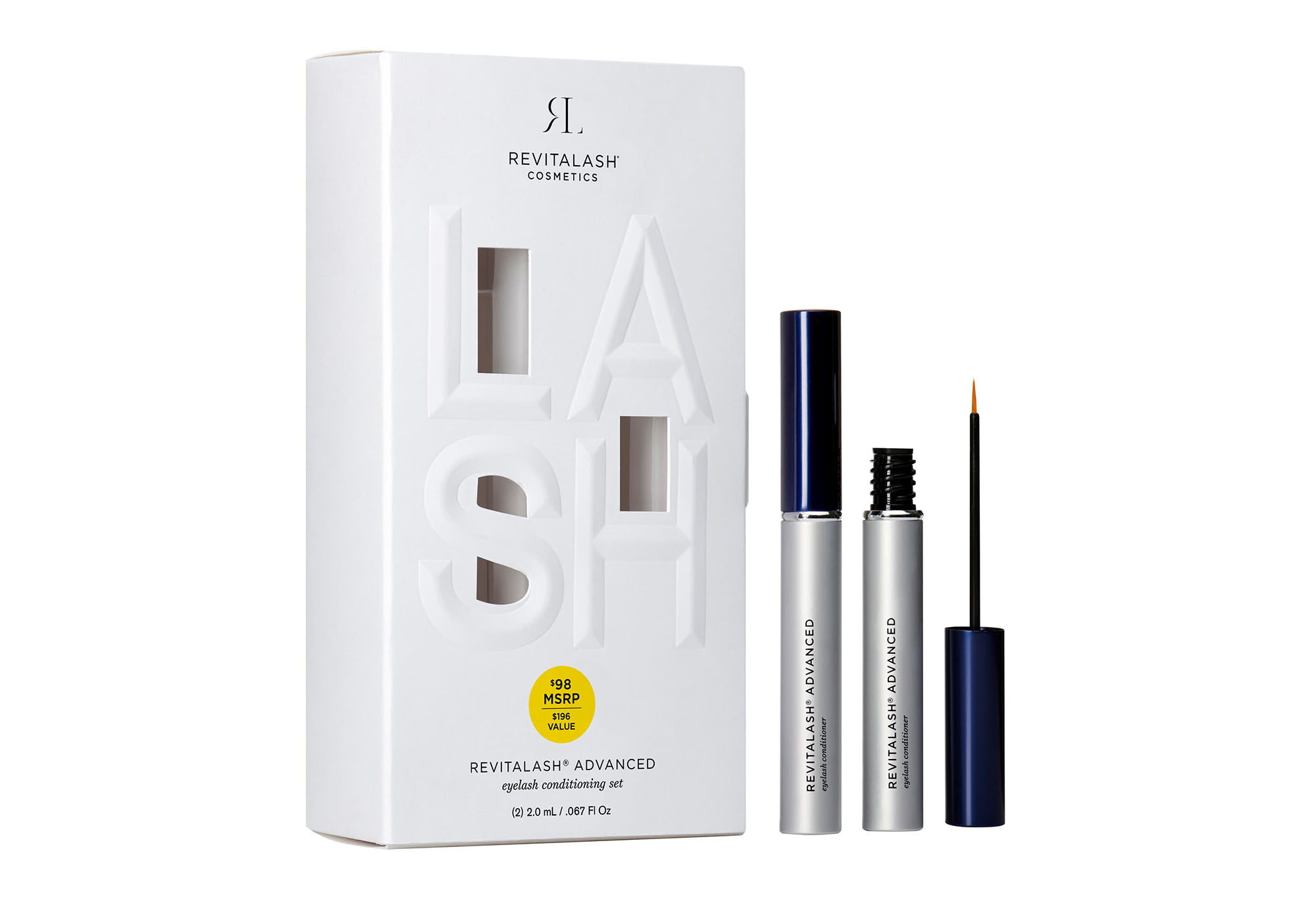 RevitaLash Advanced Eyelash Conditioner Duo Nordstrom