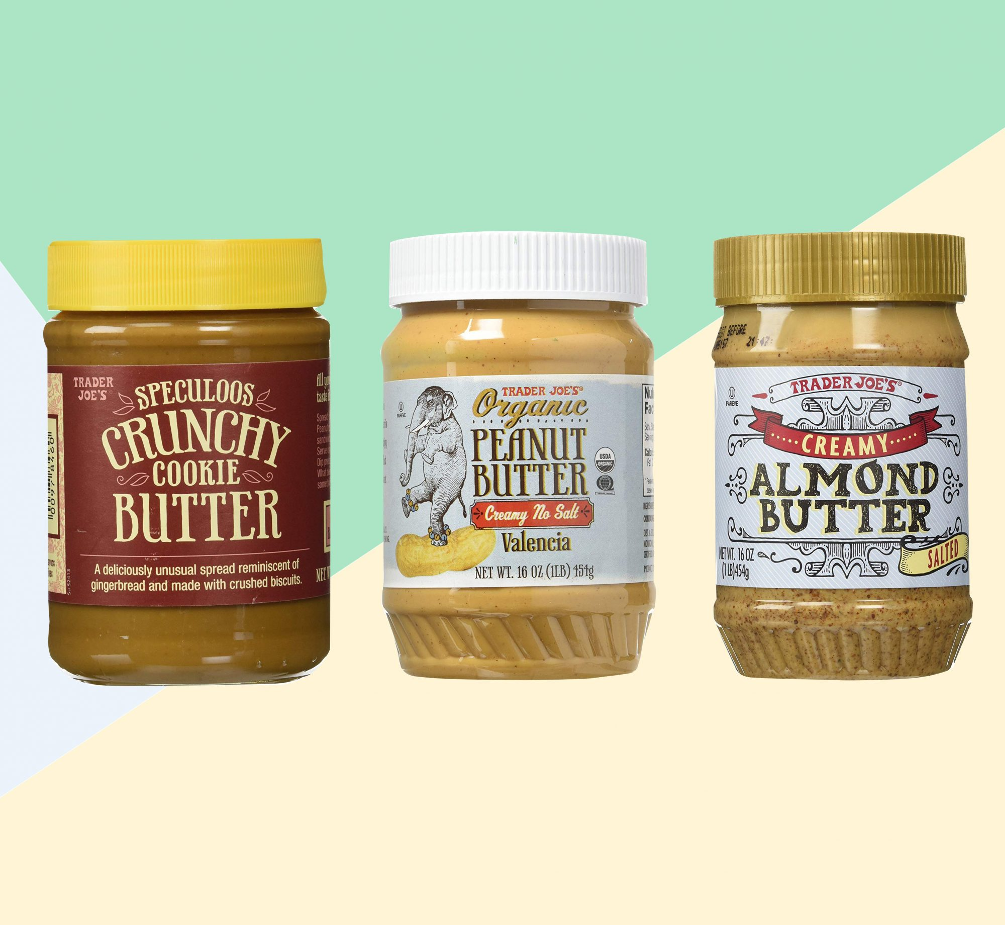 The best Trader Joe's nut butters, ranked