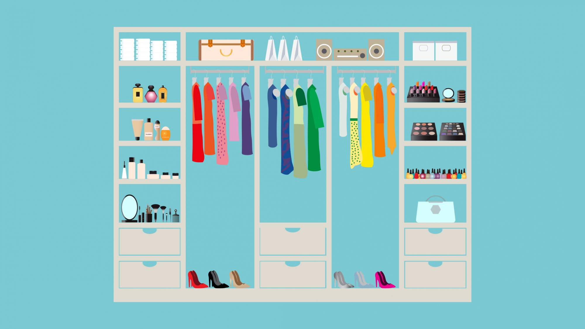 5 Tips to Help You Finally Organize That Junk Closet