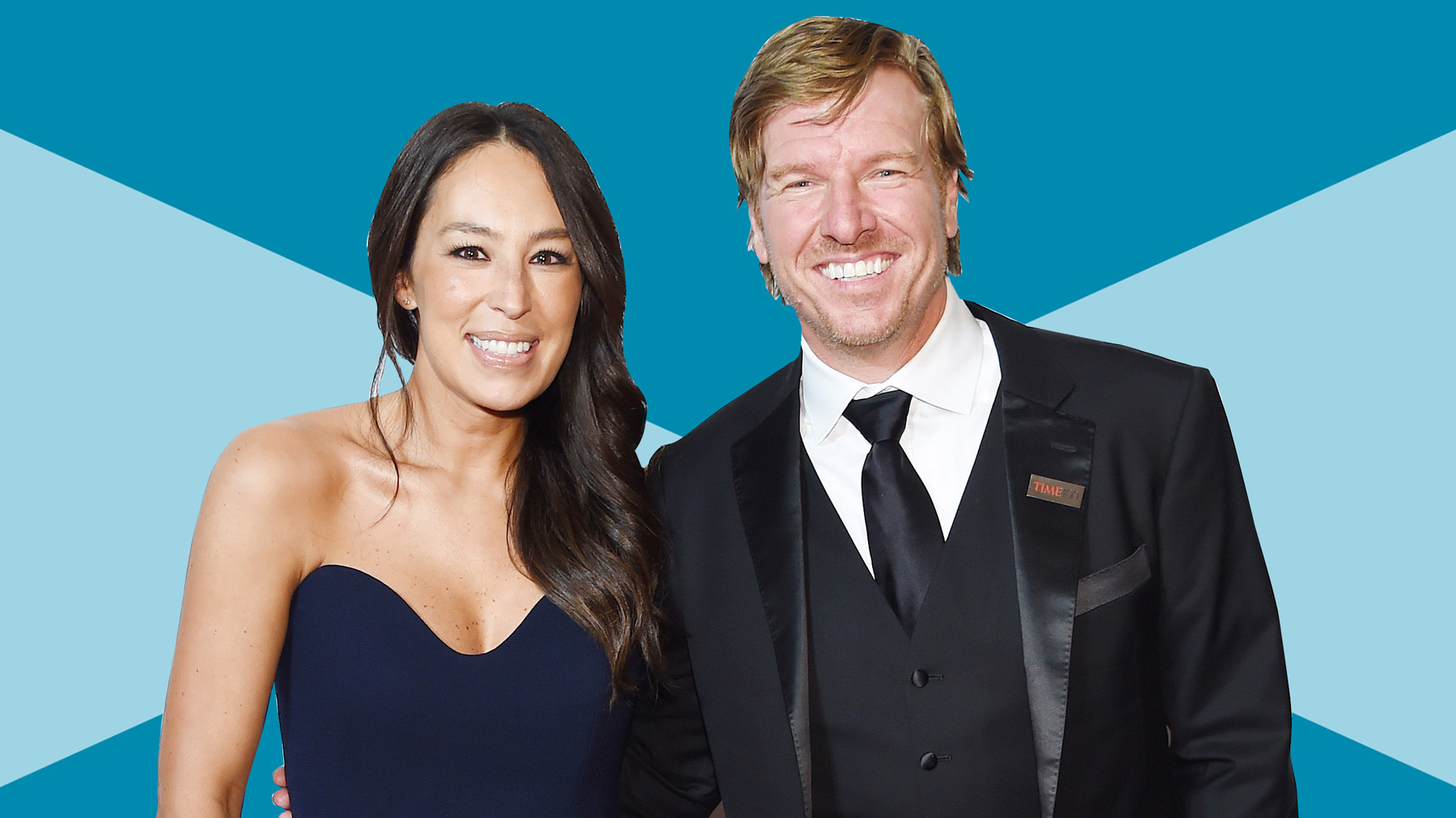Chip and Joanna Gaines - makeKINDNESSloud acts of kindness campaign