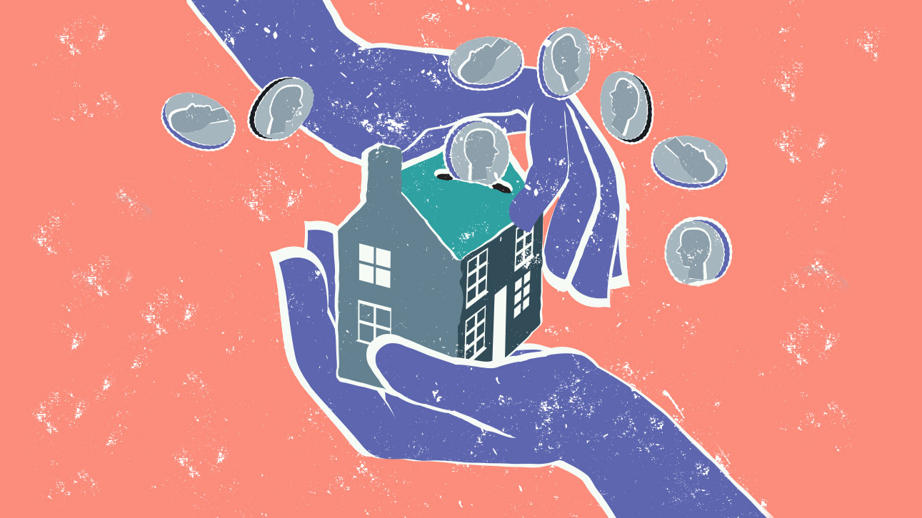 Moving in together, cohabitating - here's how much you can save