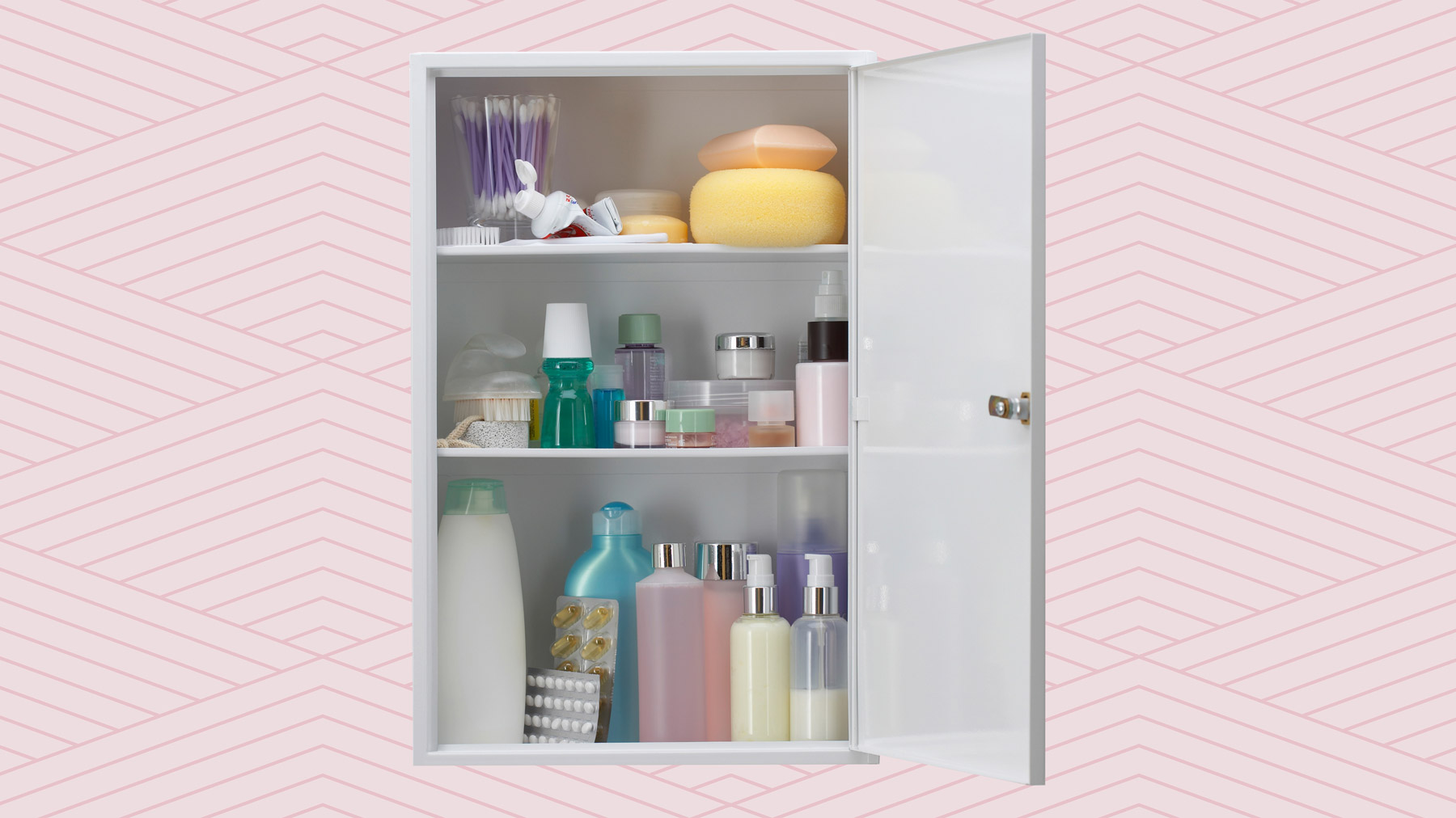 Medicine cabinet storage rules - shoulds and shouldn'ts