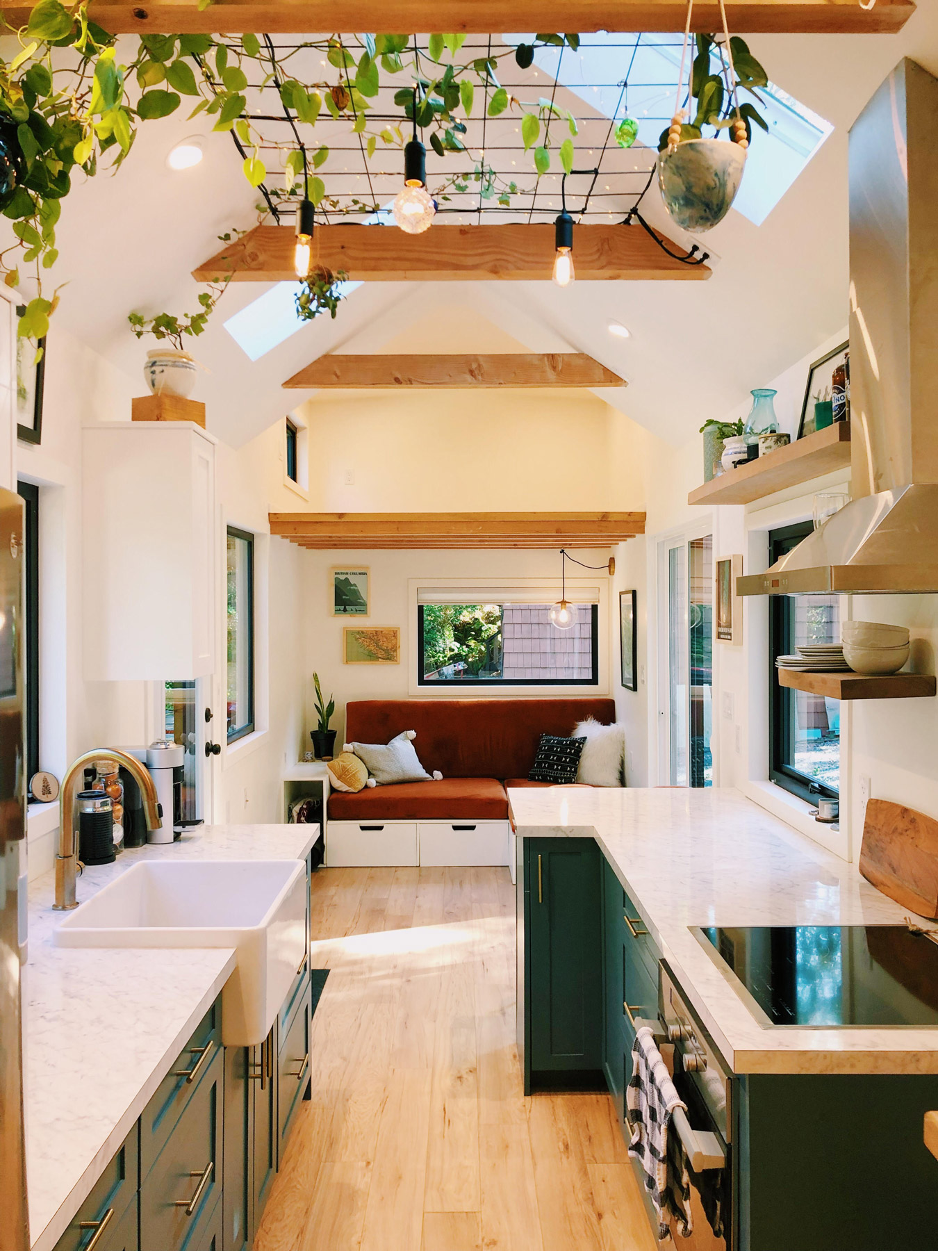Tiny house and home lifestyle - Lawrence home