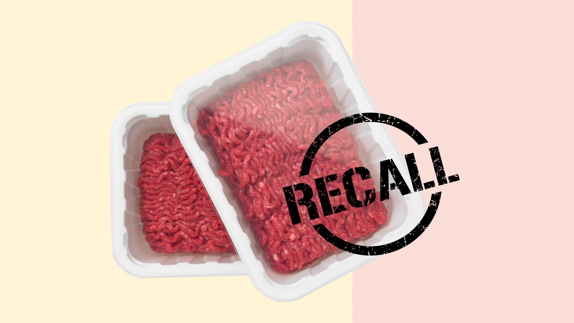 """25,000 Pounds of Beef Recalled, Deemed """"Unfit for Human Consumption"""""""