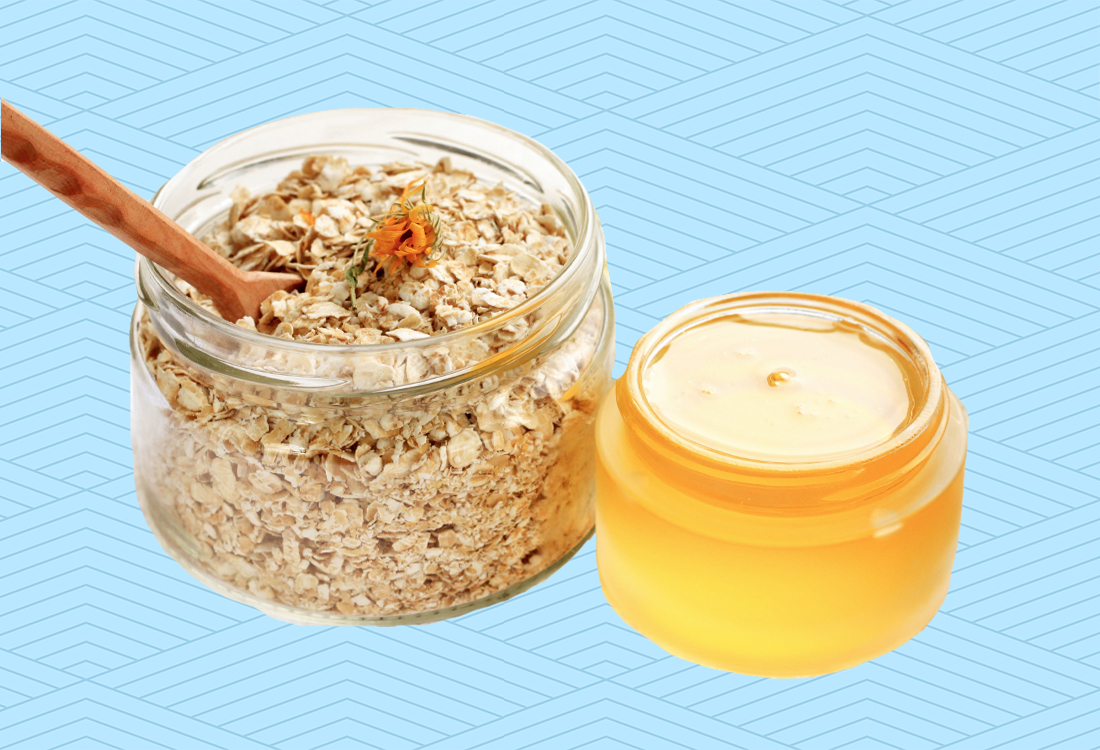 oats and honey natural skin care