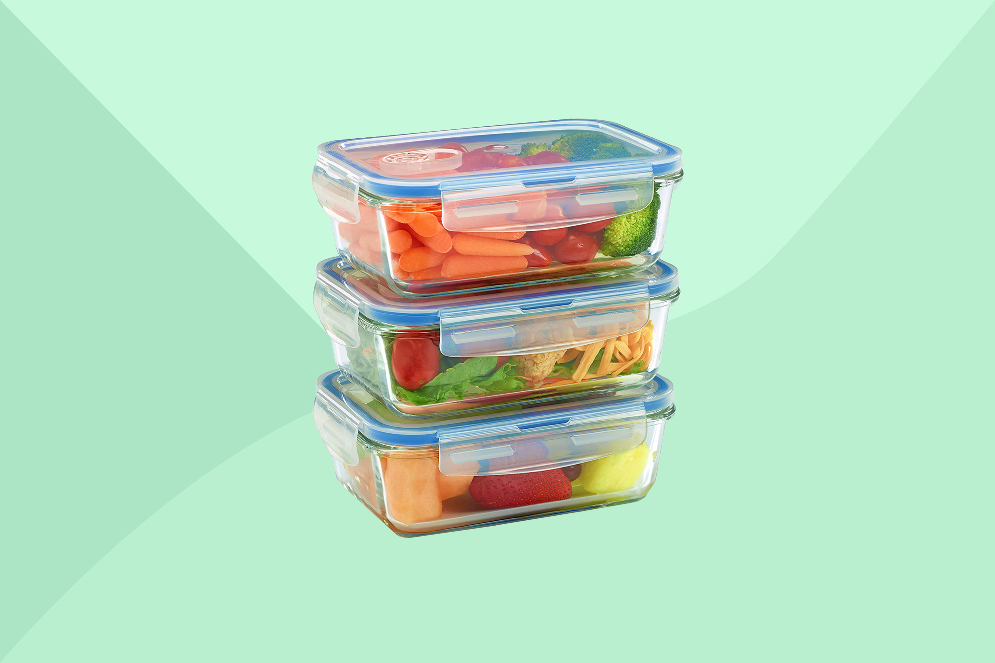 1790 Glass Meal Prep Containers