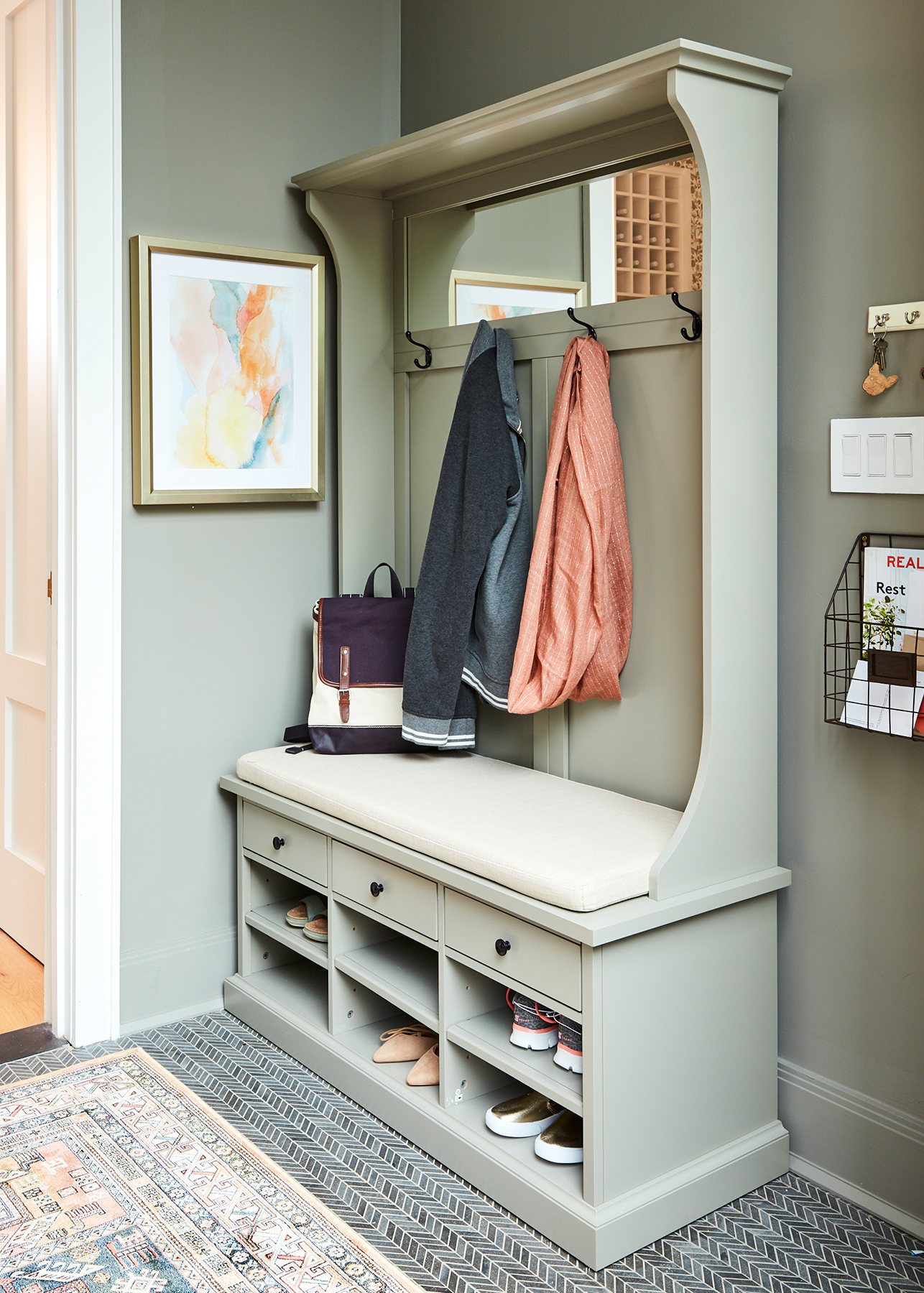 2019 Real Simple Home: Entryway