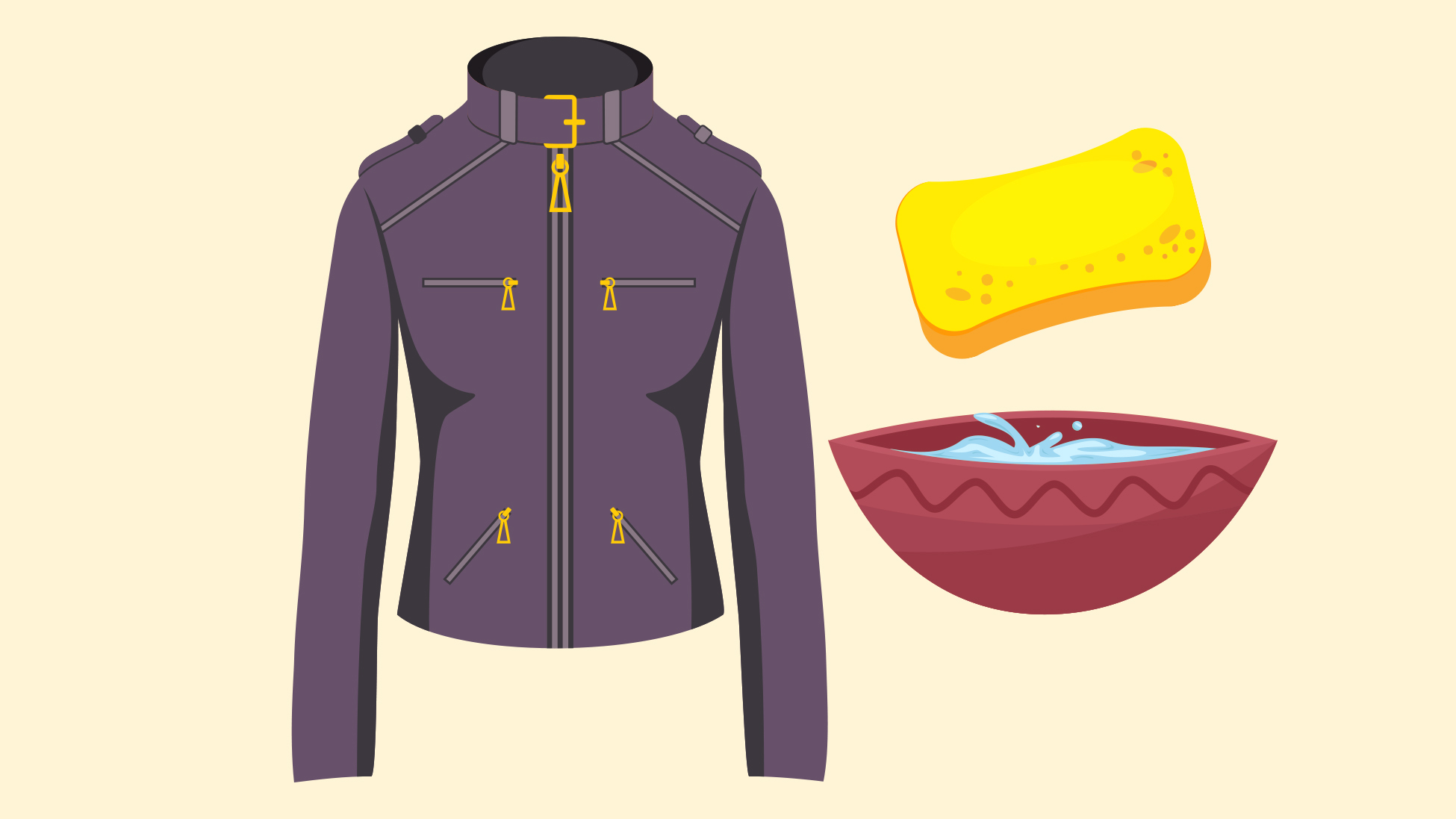How to Clean a Leather Jacket the Right Way