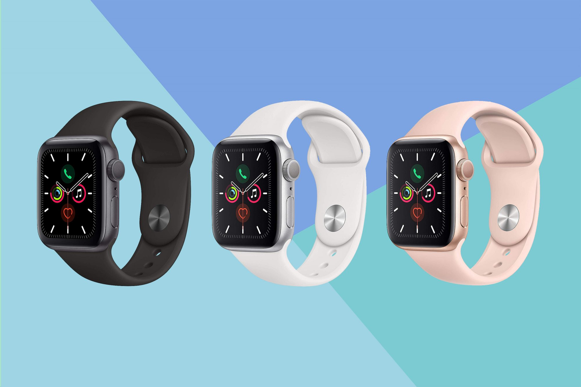 Tout: Apple Watch Series 5