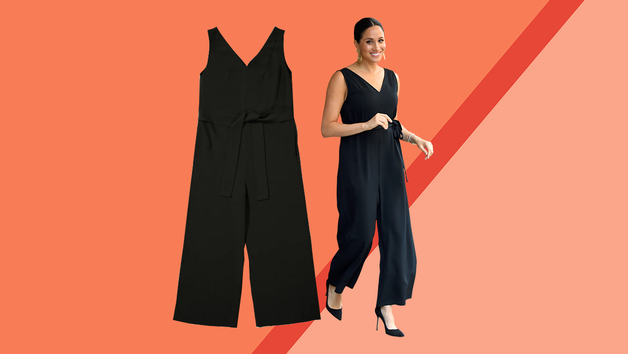 meghan-markle-everlane-jumpsuit