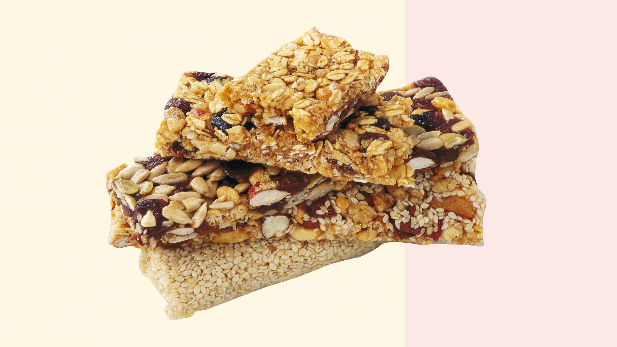 The 4 Best Healthy Snack Bars You Can Buy (That Also Taste Delicious)
