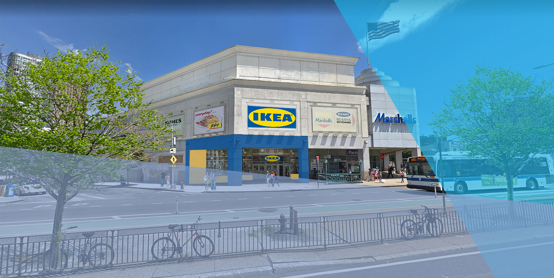 New IKEA store layout - Queens, New York, store announcement