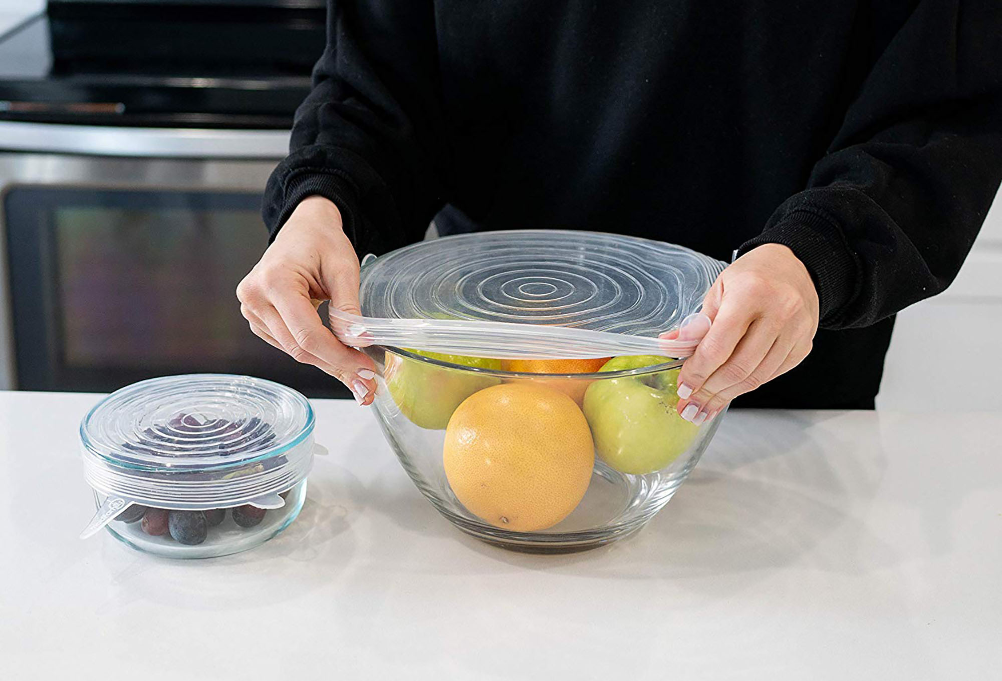 Modfamily Resuable Container Lids on Amazon