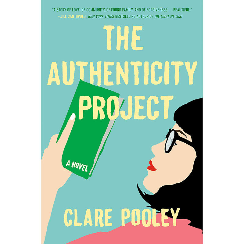 Best Books 2020: The Authenticity Project by Clare Pooley