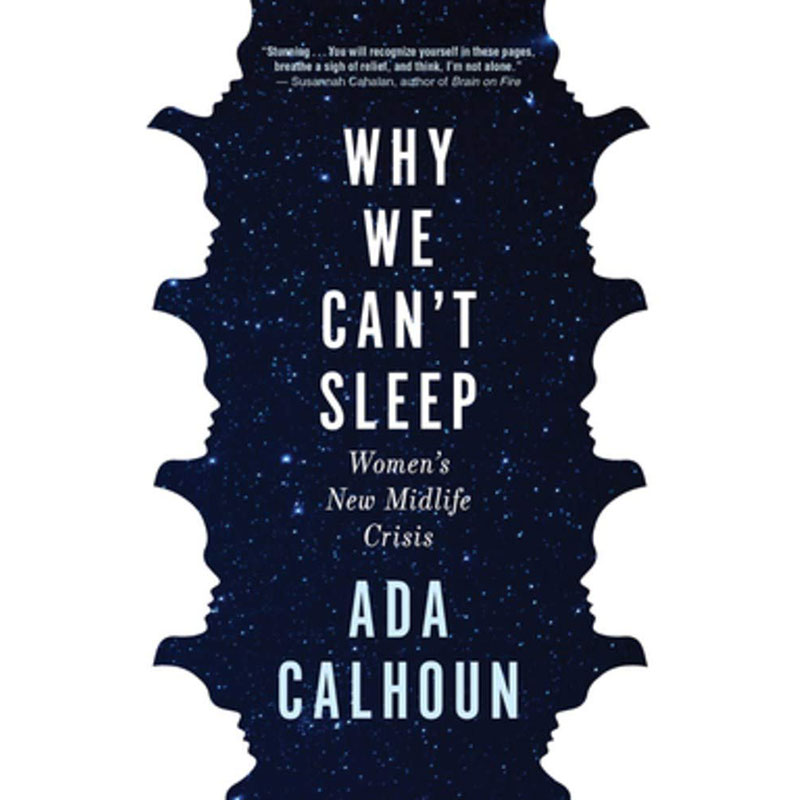 Cover of Why We Can't Sleep
