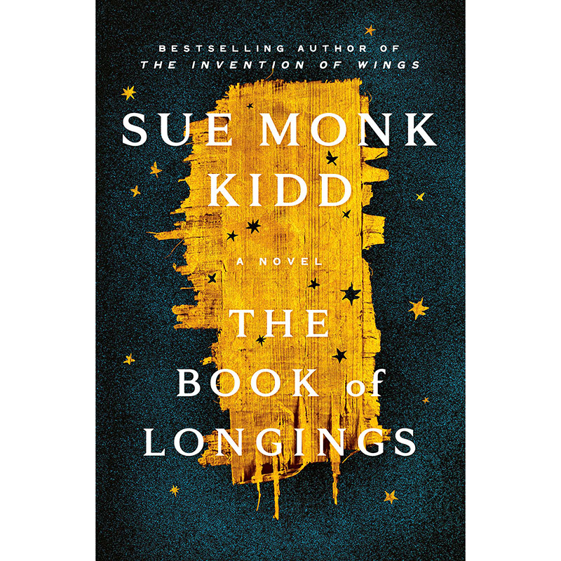 Best Books 2020: The Book of Longings by Sue Monk Kidd