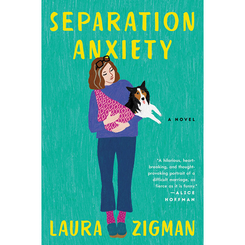 Best Books 2020: Separation Anxiety by Laura Zigman