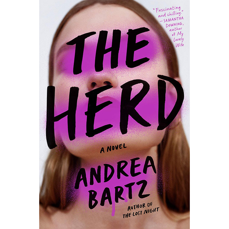 Best Books 2020: The Herd by Andrea Bartz