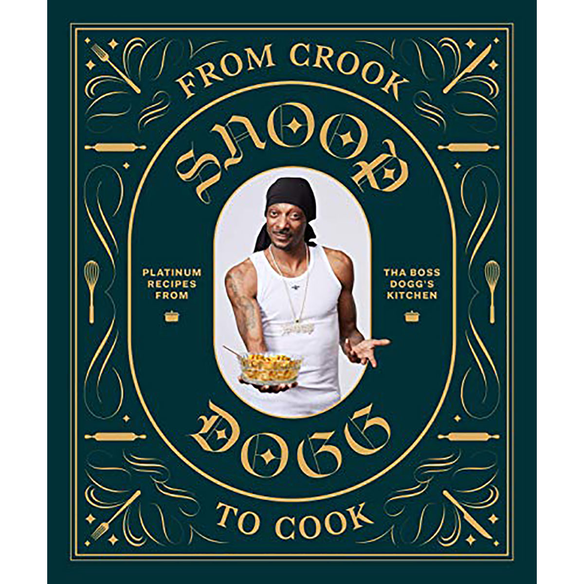 Gifts for Brother or Brother in Law: Snoop Dogg Cook Book on Amazon
