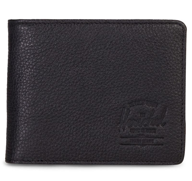 Gifts for Brothers from Sisters: Herschel Leather Wallet at Nordstrom