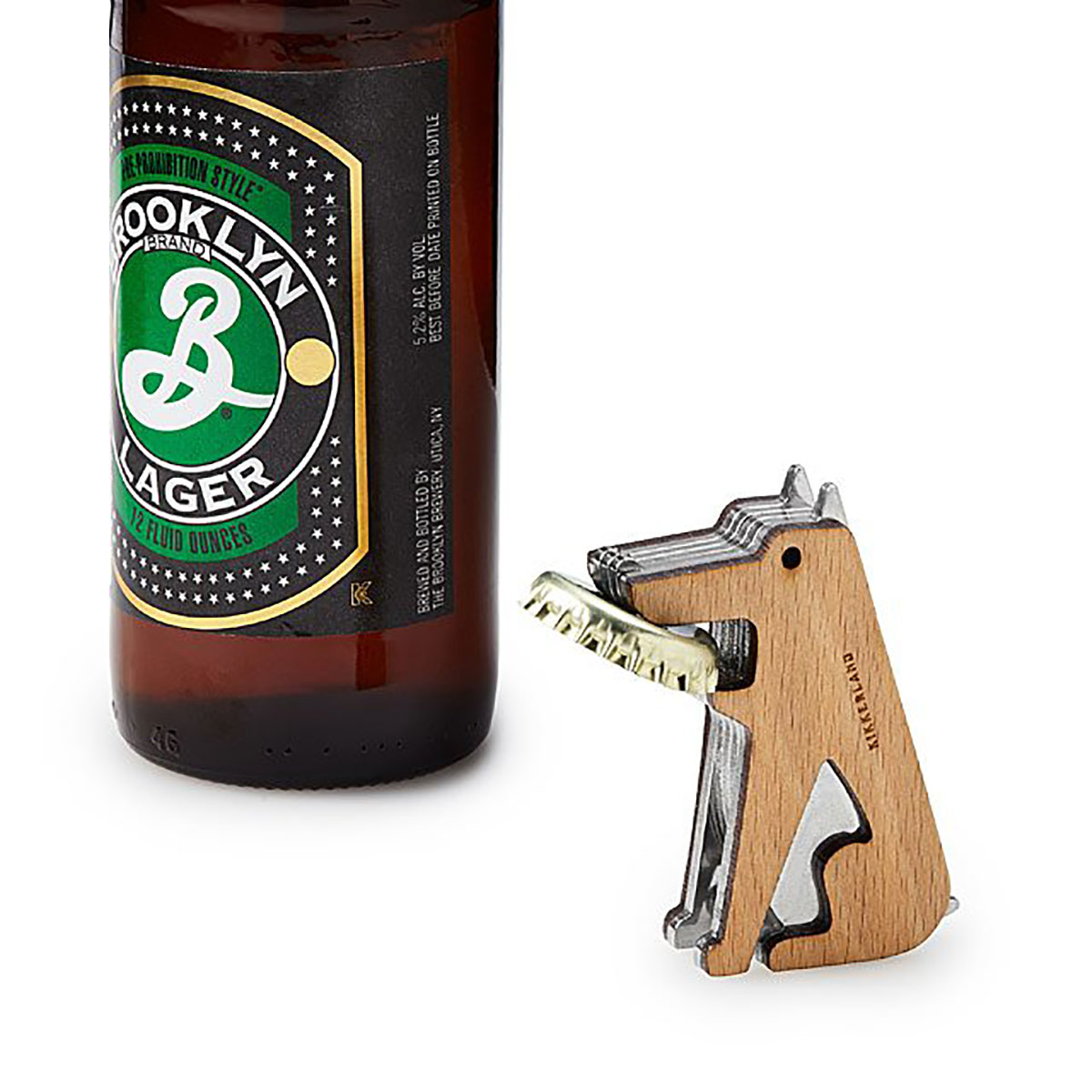 Gifts for Brother or Brother in Law: Go Fetch Magnetic Bottle Opener