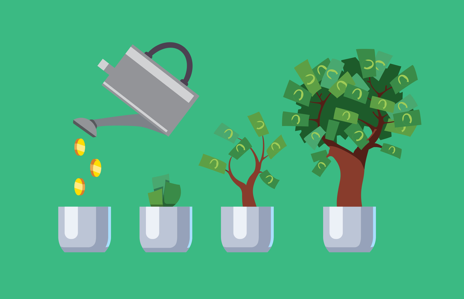 When to start investing - investing money for beginners