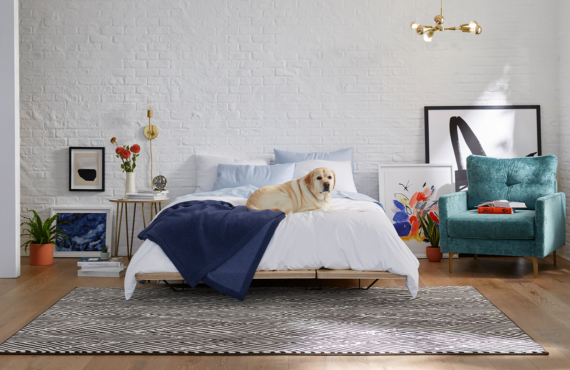 Spaces By Brooklinen Modern Glam