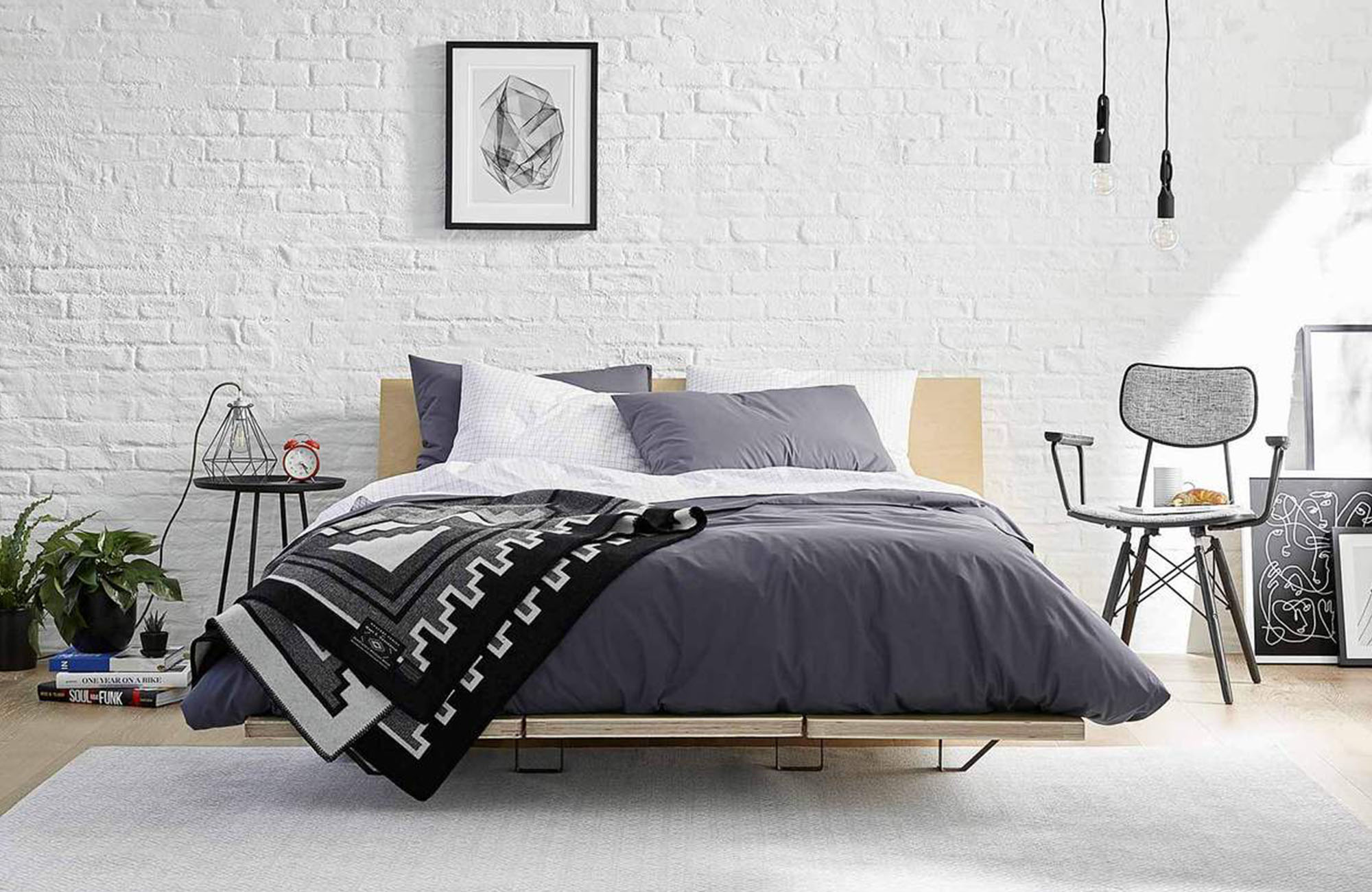 Spaces By Brooklinen Relaxed Industrial